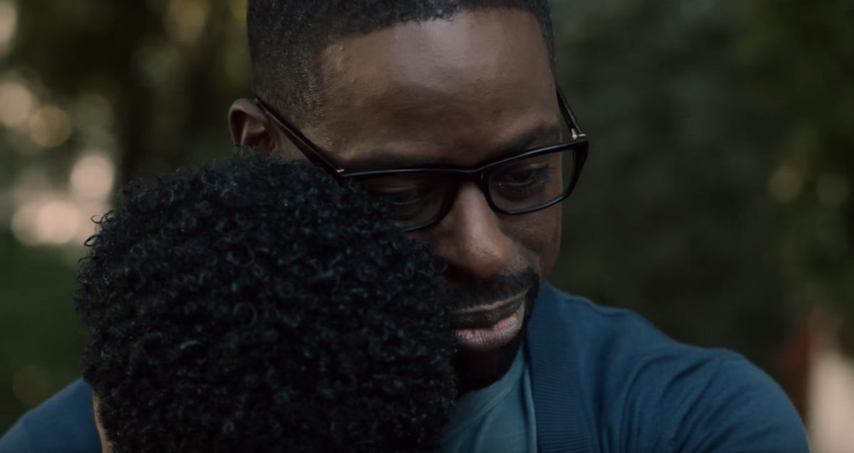 Randall Pearson fostering - This is Us
